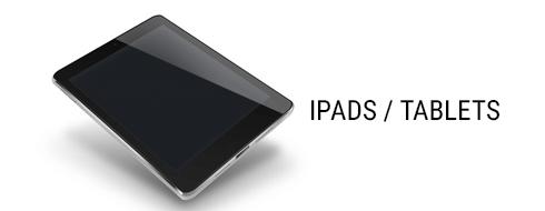 Ipads / Tablets